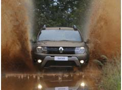 Renault lança Duster 2016