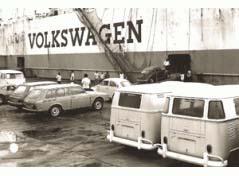 VW do Brasil celebra 45 anos de exportações